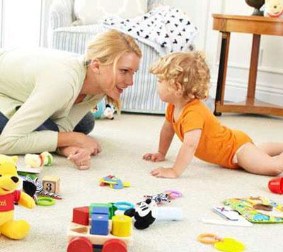چگونه محیطی امن برای کودکمان بسازیم؟