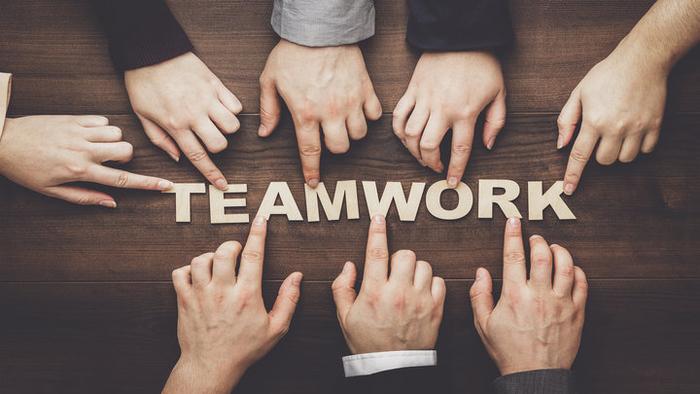 تیم سازی و تیم ورک
