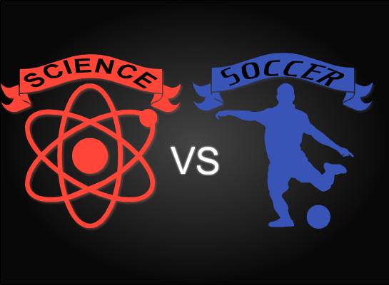 علم بهتر است یا فوتبال !