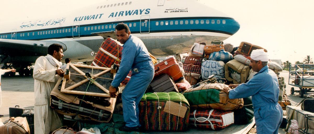 کویت، «واداشتن مهاجران به پرداخت پول برای نفس کشیدن»