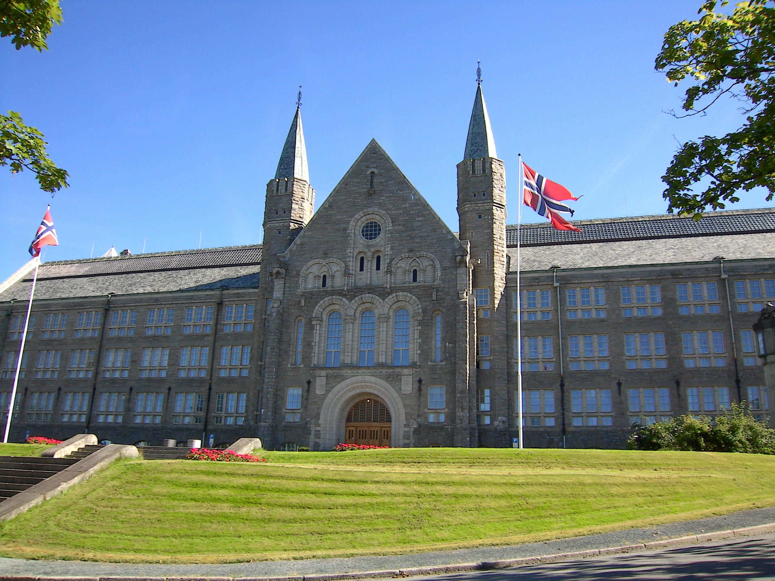 تجربه من از دانشگاه در نروژ