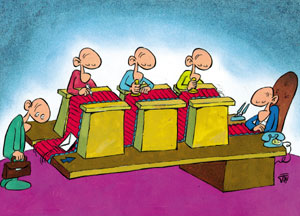 چرا مدیران تحصیلکرده هم کارآمد نیستند؟