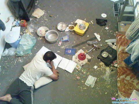 مصائب و مزایای دانشجویی در شهر غریب(غیر زادگاه):