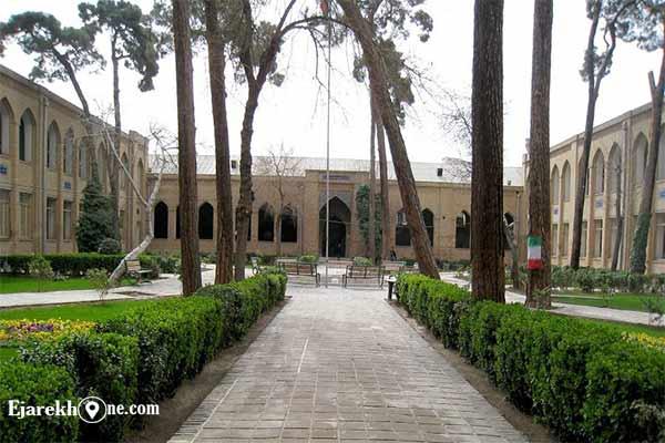 مدرسه دارالفنون تهران