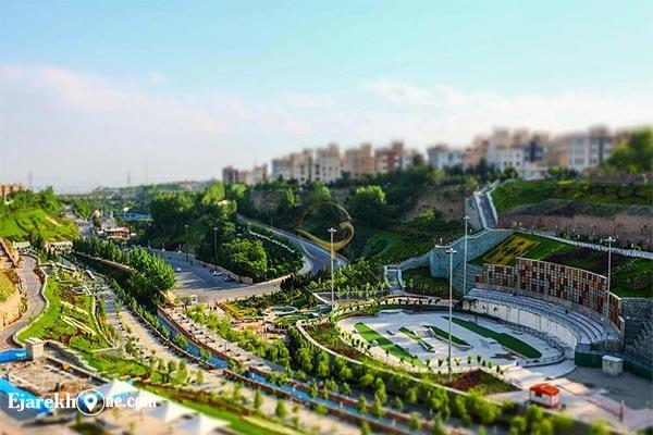 معرفی پارک نهج البلاغه تهران