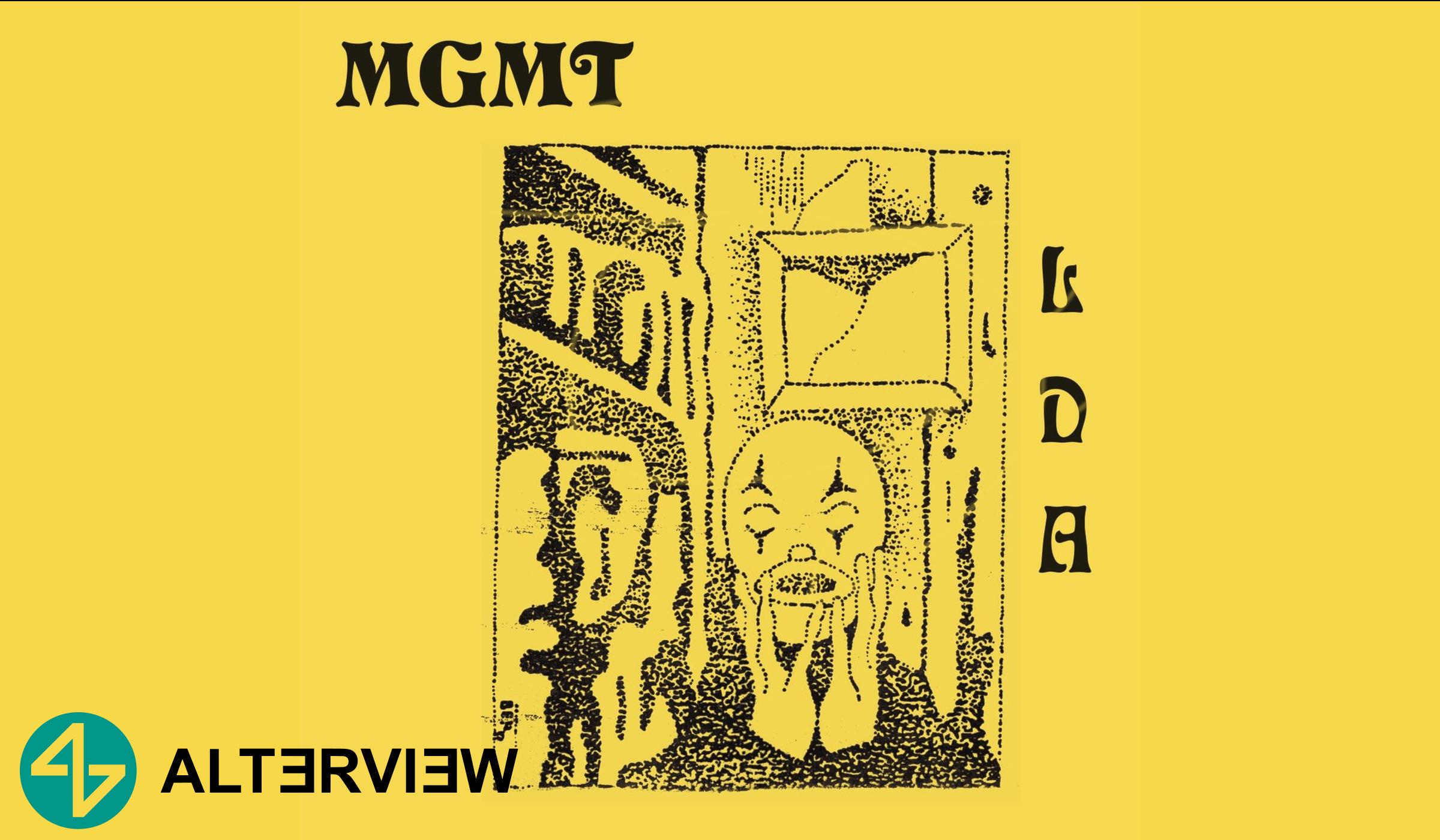 بررسی آلبوم Little Dark Age از گروه نئو-ساکدلیای MGMT