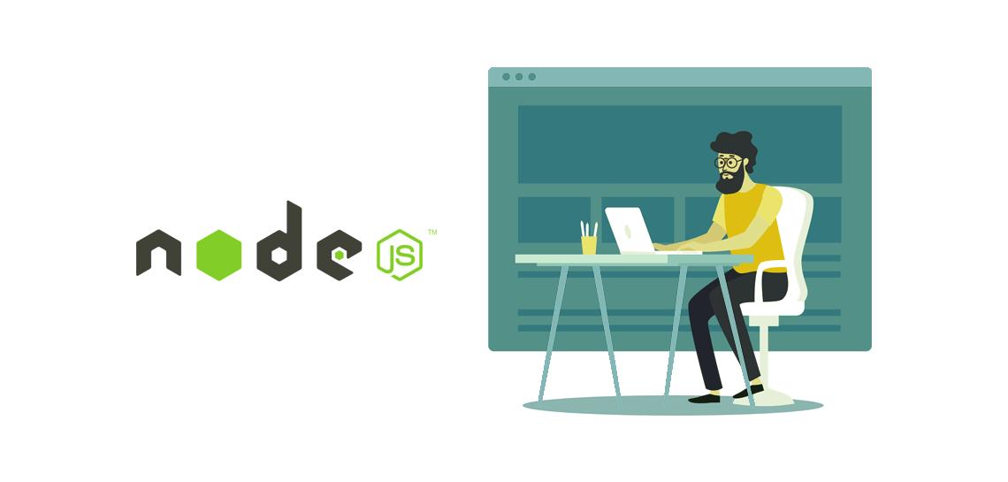 دستورات مختلف در node.js