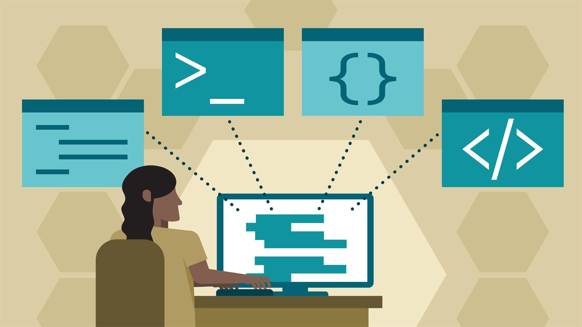 نقشه راه تبدیل شدن به یک برنامه نویس فرانت اند مدرن
