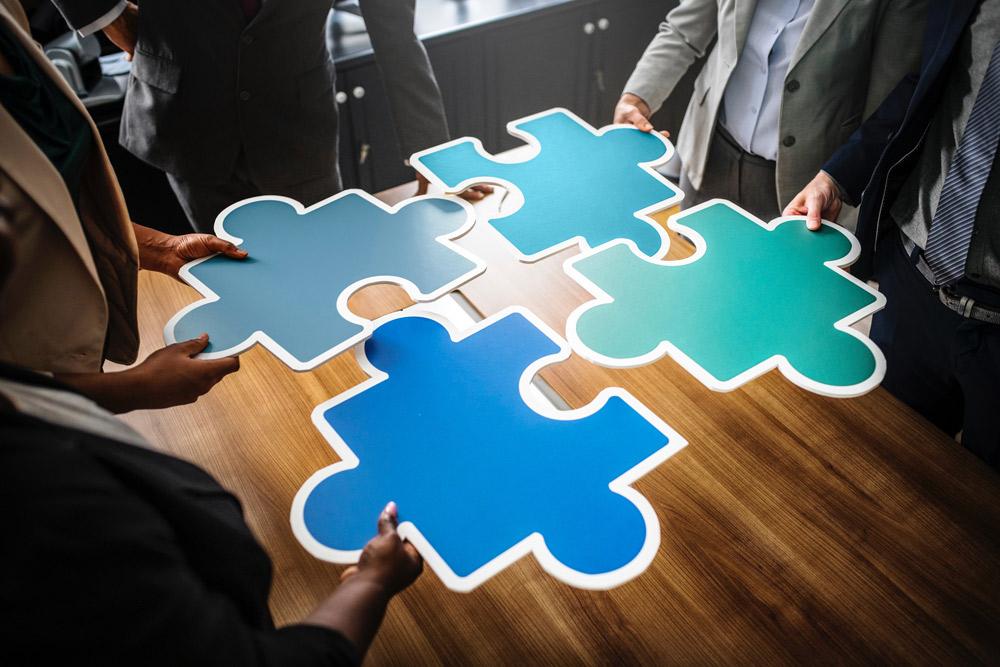 اهمیت کار تیمی در هر نوع کسب و کاری