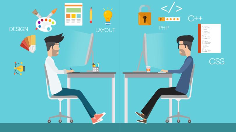 تفاوتهای بین UI/UX Designer و Web Developer