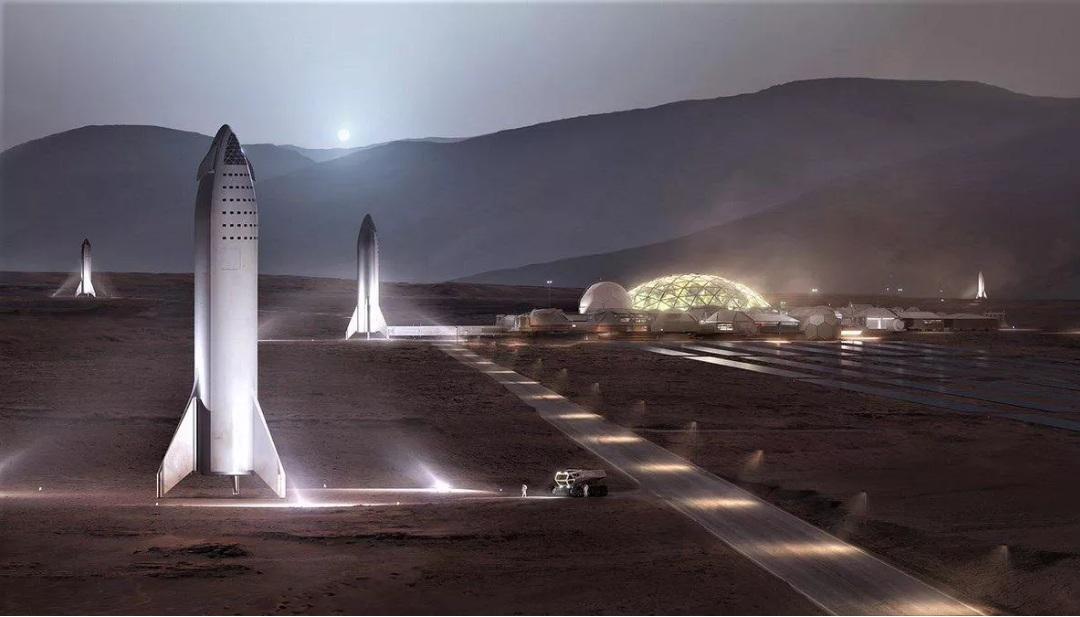 اِلون ماسک ،مدیر عامل سفینه مریخ پیمای Space X، جزئیات مربوط به آن را منتشر می کند.