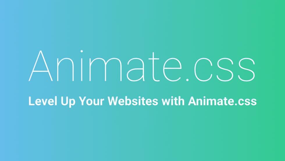 سایت Animate.css