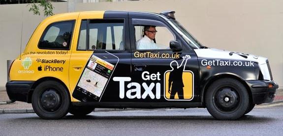 تاکسی گرفتن در زبان انگلیسی