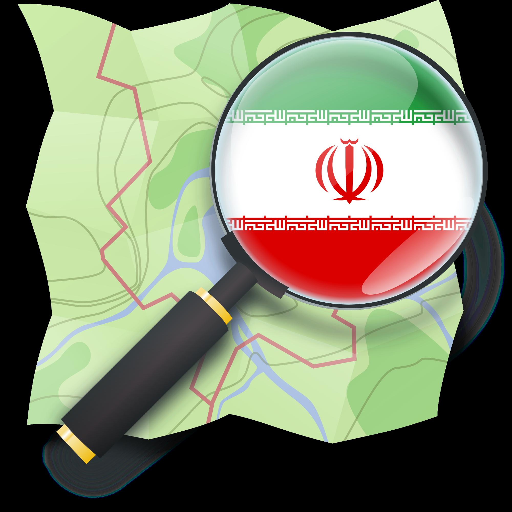 لوگو اوپناستریتمپ ایران