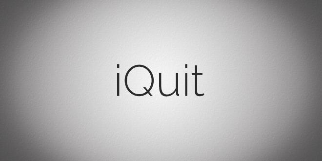 چرا quit کردم؟