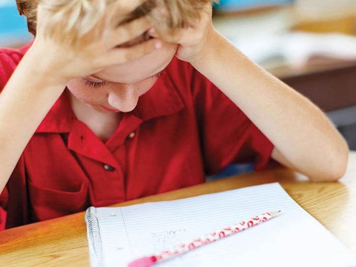 ۶ نوع از اختلالات یادگیری و علائمی که باید بدانید