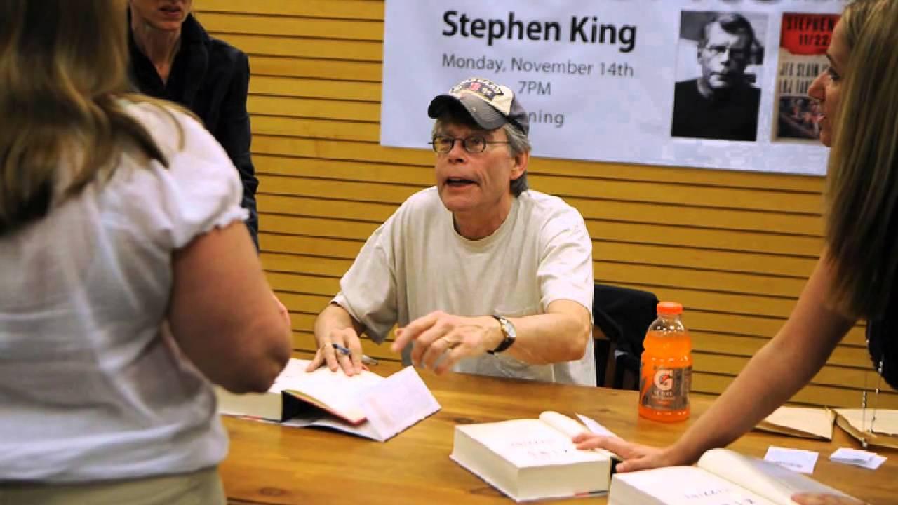 استیون کینگ و «قلم»ش