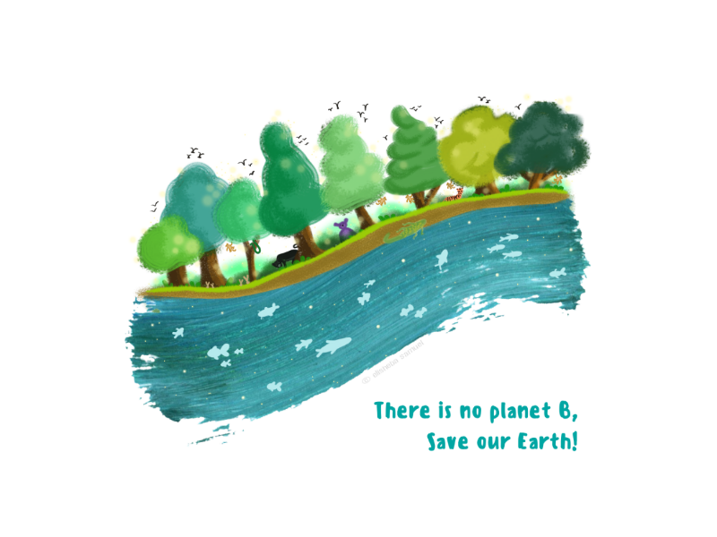 There's no planet B | Elisheba Samuel