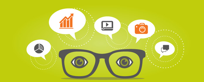 محتوای بصری چگونه به جذاب تر کردن سایت شما کمک میکند؟