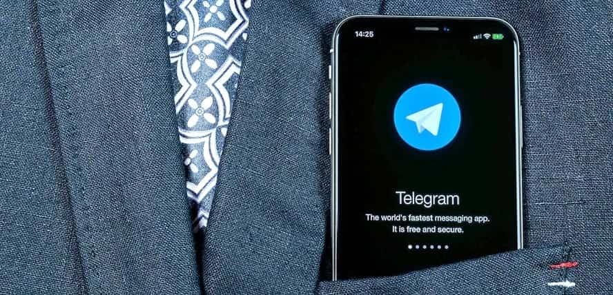 هک کردن تلگرام