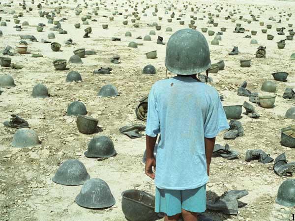 کسی که شهید نمیشه بیلیاقت نیست؛ کسی هم که شهید میشه بالیاقتتر از بقیهی افرادِ جنگ نیست.
