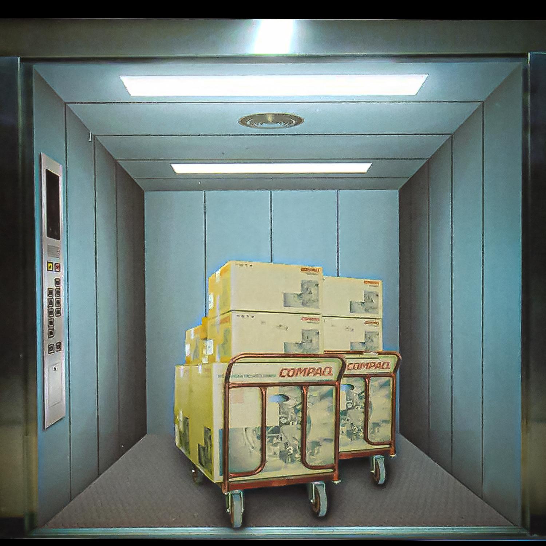آسانسورهای حمل بار