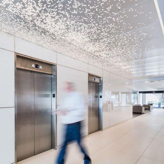 امکانات و ویژگیهای آسانسورهای اداری و تجاری زیمنس