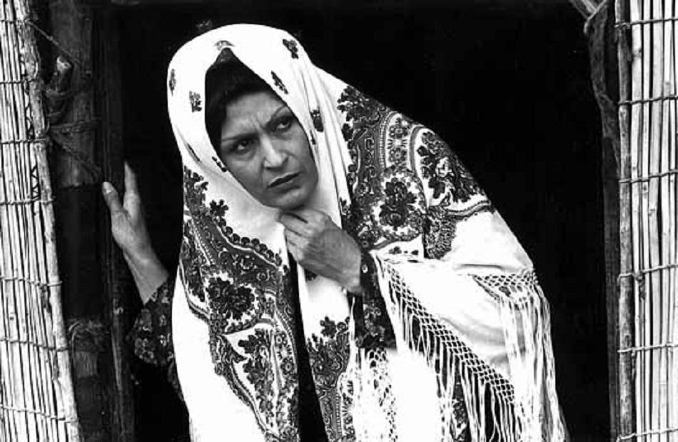 ژاله علو در نمایی از صدای صحرا