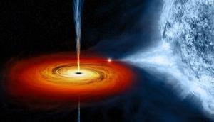 چقدر راجب سیاهچاله ها میدونید؟ در این ناحیه، فضا و زمان شدیدا فشرده شده اند. براساس نظریه نسبیت اینشتین، اجسام می توانند به قدری فشرده شوند که خمیدگی فضا-زمان ایجاد کنند.
