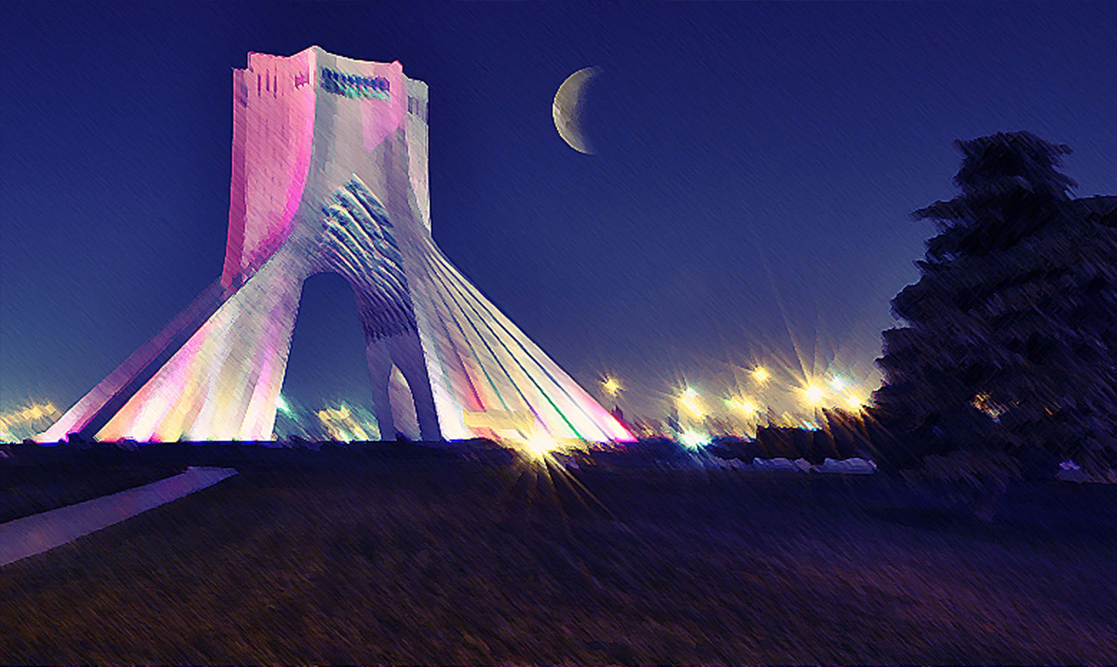 پایتخت! (داستان روز اول از یک سفر کاری به تهران)