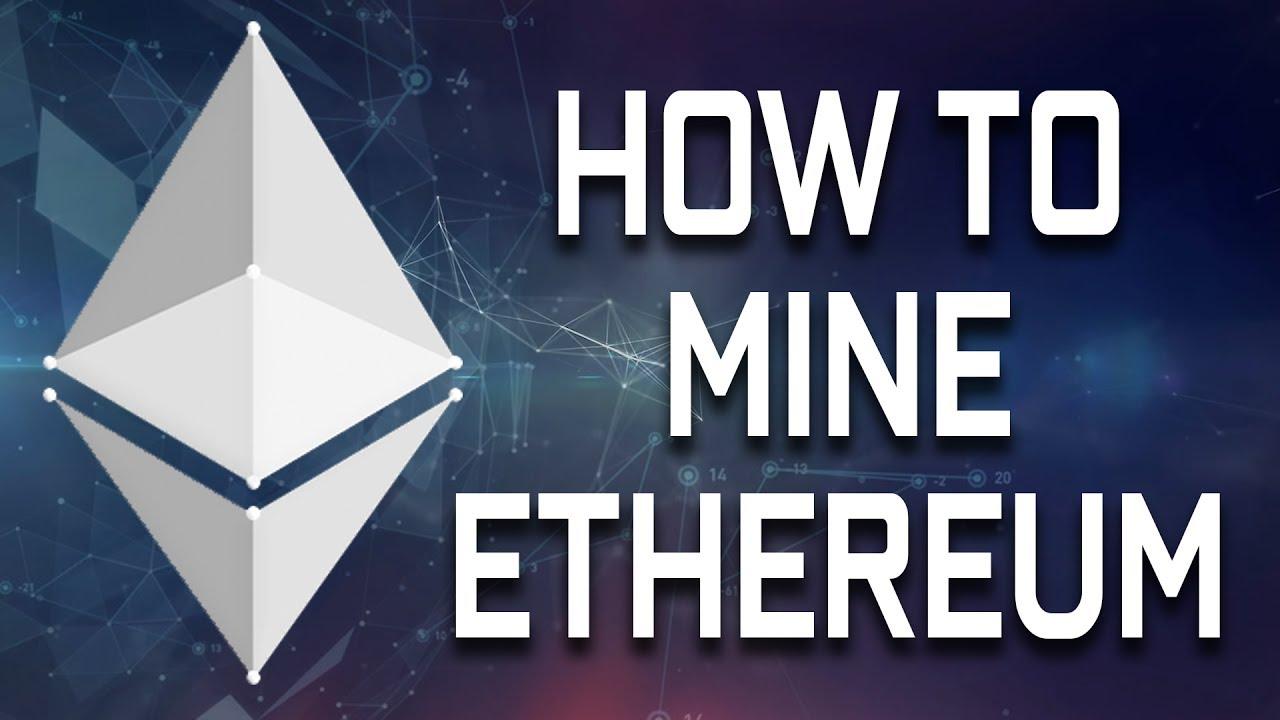 آموزش ماینینگ اتریوم Ethereum Mine