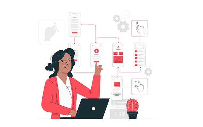 چطور باید طراحی رابط کاری را شروع کنیم؟