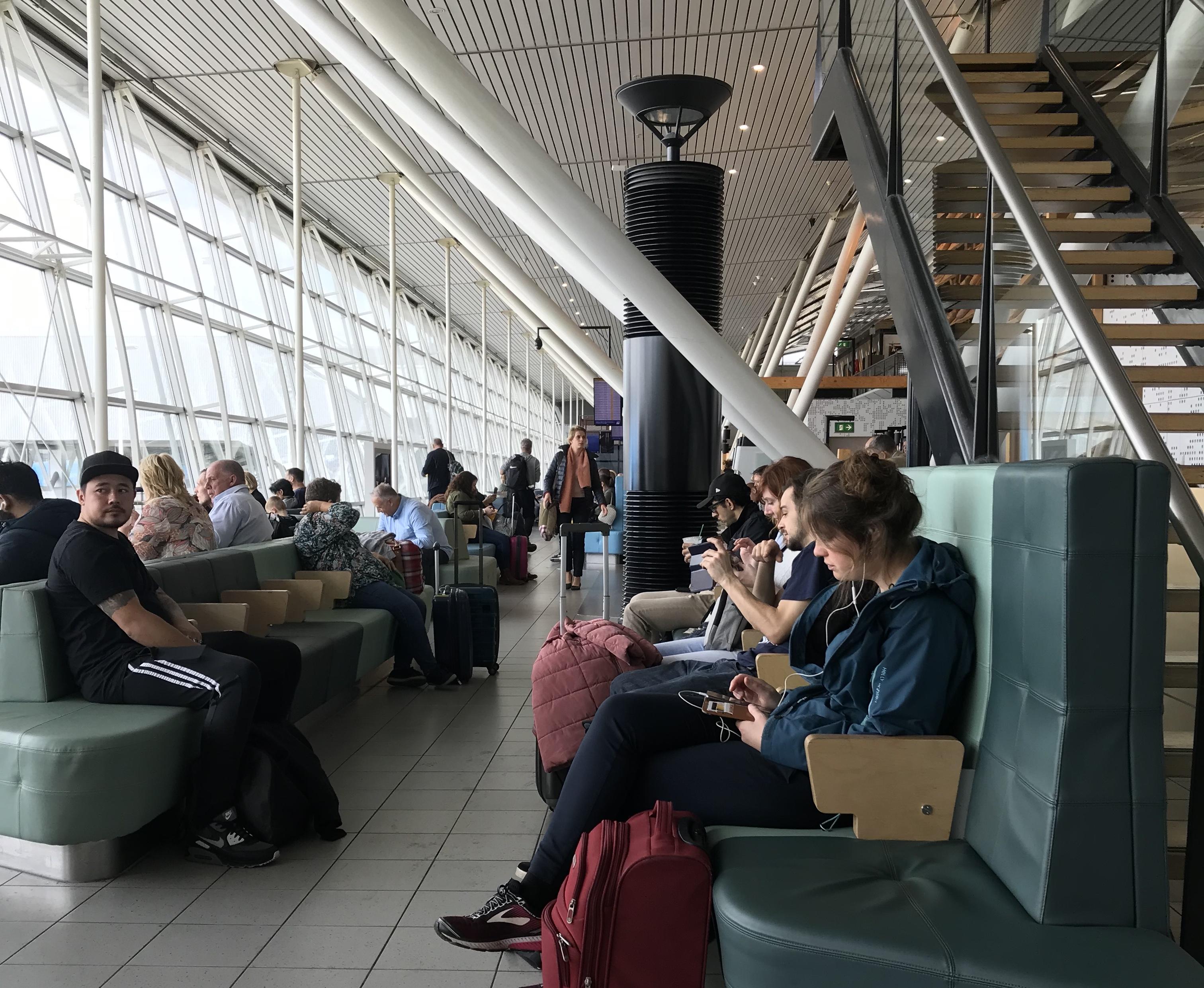فرودگاه شيفول- ٩ سپتامبر ٢٠١٩