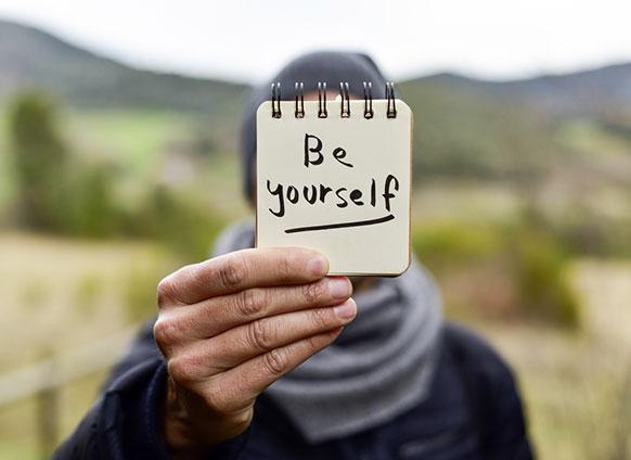 خودت باش دختر ( :