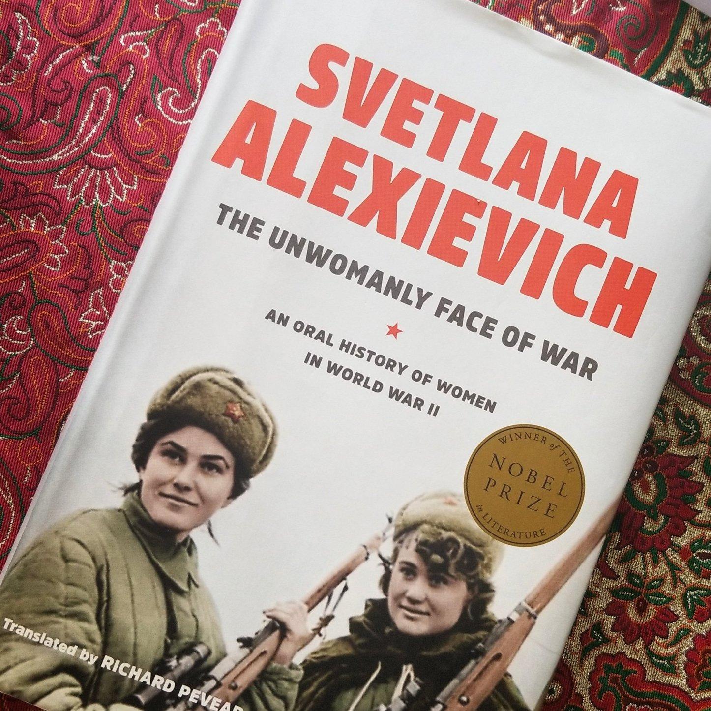 چهره غیرزنانه جنگ: یک کتاب عالی