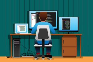 تبدیل شدن به یک توسعه دهنده وب