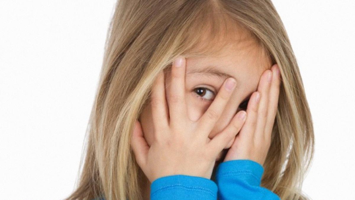 چگونه خجالت کودکان را از بین ببریم