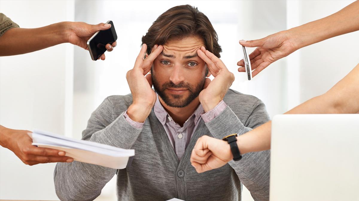 بهترین راهکار برای مدیرت استرس به خود فرد بستگی دارد