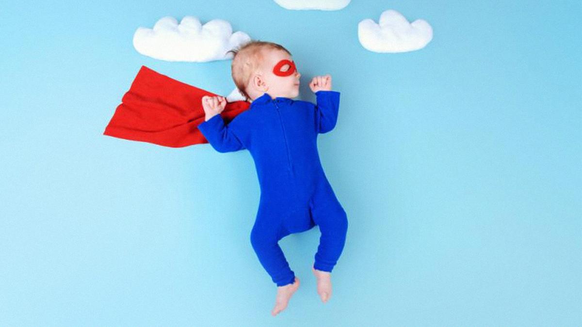 جذابیت سوپرمن ها و پرخاشگری در کودکان