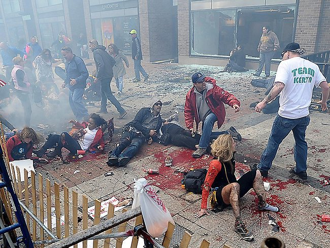 قربانیان بی گناه ناشی از انفجار بمب تد کیزینسکی