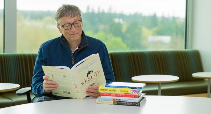 افراد ثروتمند به مطالعه روزانه عادت دارند