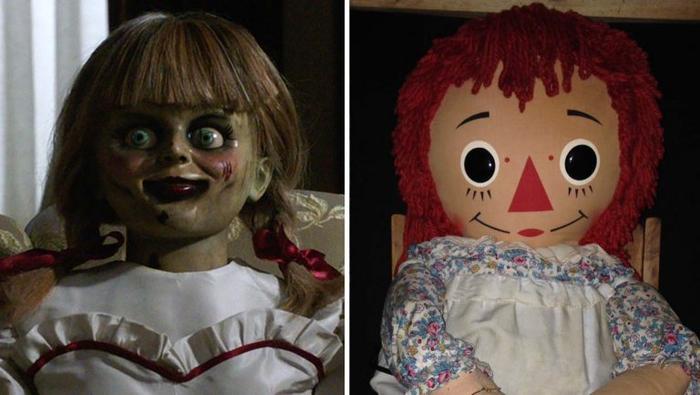 داستان واقعی آنابل چیست؟ آیا این عروسک در واقعیت هم شیطانی است؟