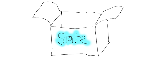 state in react native