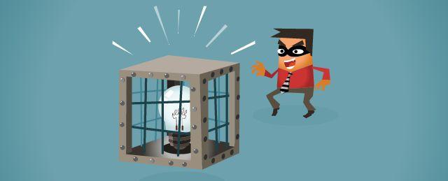نگران دزدیده شدن ایده هایتان نباشید