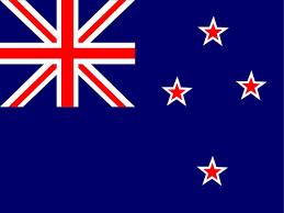 نیوزلند تحت حمایت بریتانیا است.