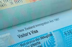 اخذ ویزای توریستی نیوزلند