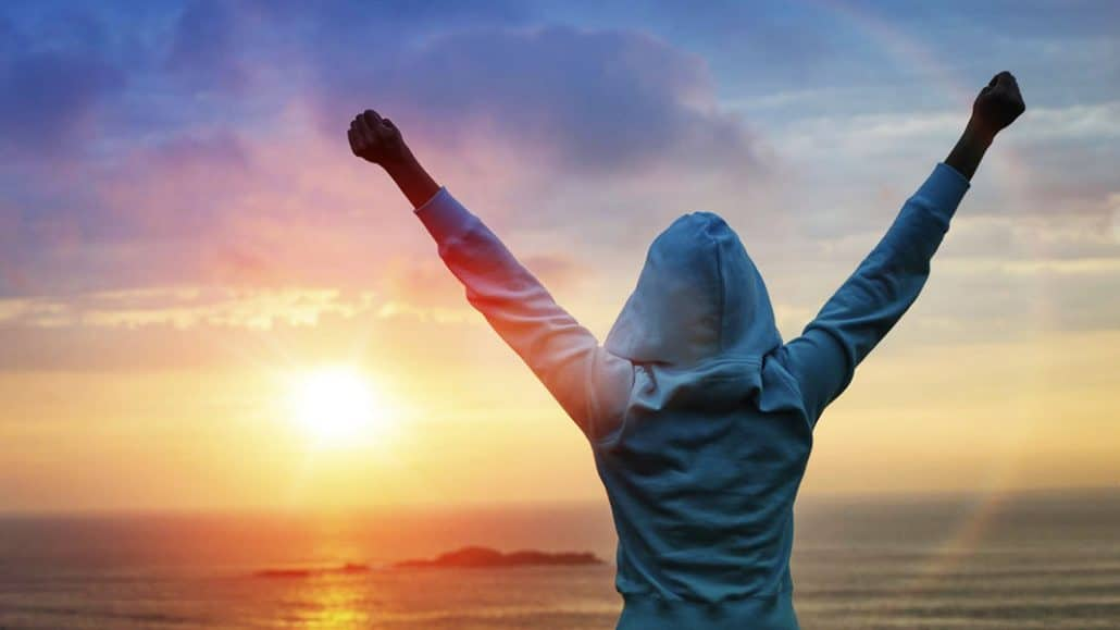 ۵ نکته برای مثبت ماندن در شرایط منفی