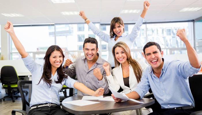 همین امروز کارمندان خود را خوشحال کنید