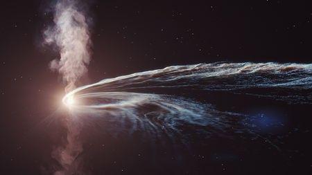 رد پای نوترینوی کیهانی نادر به سیاهچالههای ستارهای رسید
