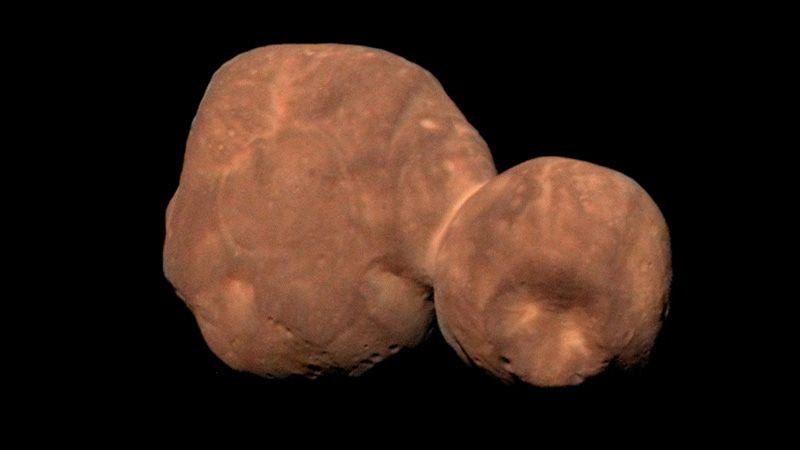 آدمبرفی دور دست منظومه شمسی به شدت مورد توجه قرار میگیرد